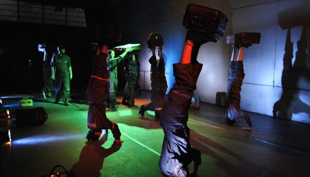 """Mudanza"", Compañía de Danza Experimental IDEa, 2012"
