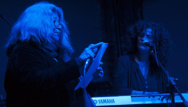 Carmen Berenguer y Carola Jerez