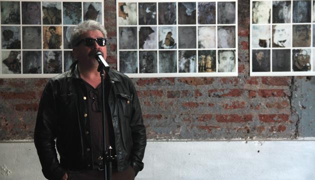 Antonio Becerro presenta la exposición Necrosis
