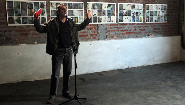 Claudio Pérez habló de su proyecto de 16 años