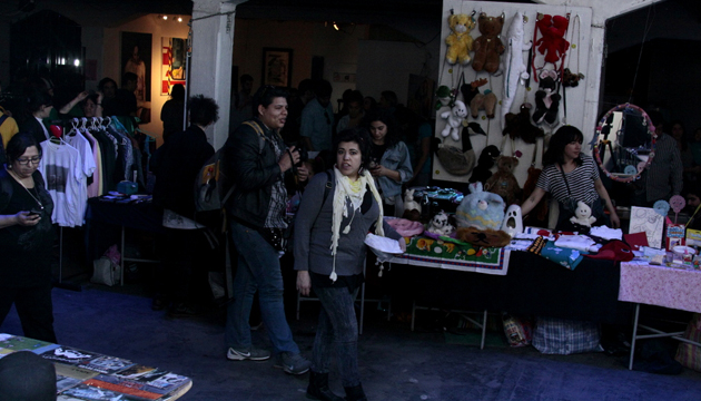 Feria Nauta en la Perrera Arte 2