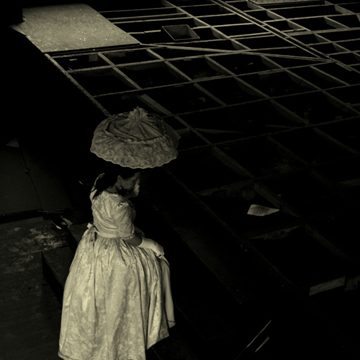 La última danza del LEA, Ruth Rojas 1
