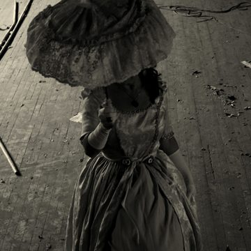 La última danza del LEA, Ruth Rojas 2