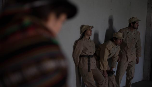 Los mutilados, Andrea Franco