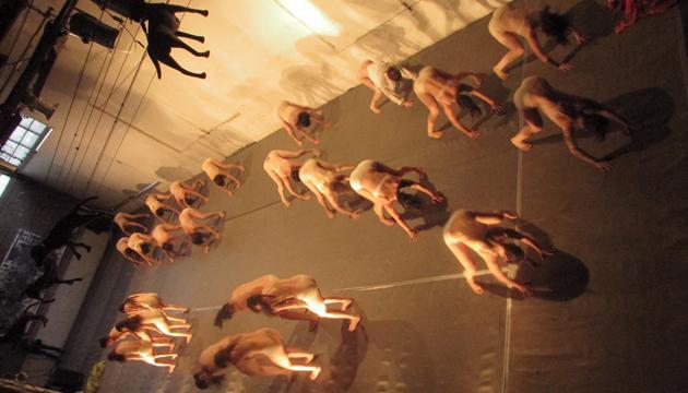 Compañía de Danza Experimental I.D.E.a, dirigida por Beatriz Alcalde