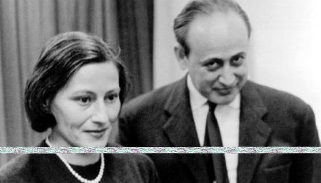 Gisèle y Paul Celan