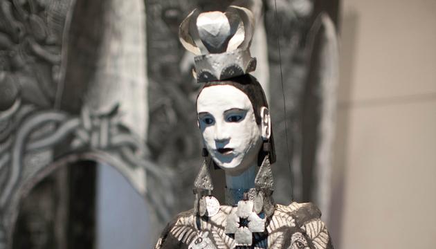 Procesiones de Chiloé, pinturas, esculturas, bordados, Guillermo Grez, Perrera Arte 2012