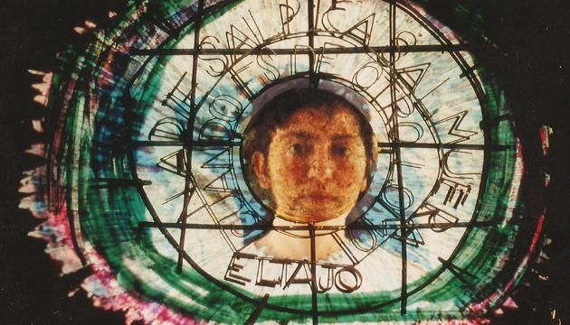 Salmuera,  instalación, Francisca Núñez, Perrera Arte 1996