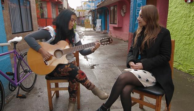 Fabiola González, La Chinganera, Concepción