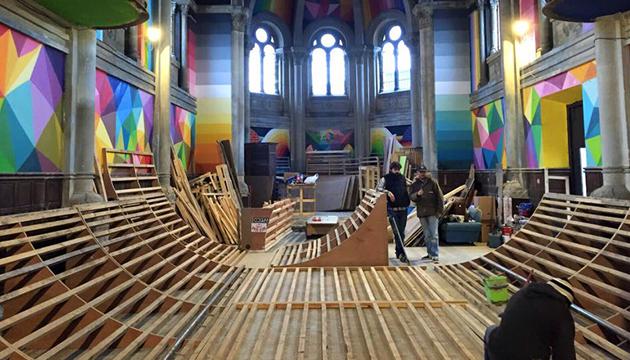El proyecto implicó una completa remodelación del recinto