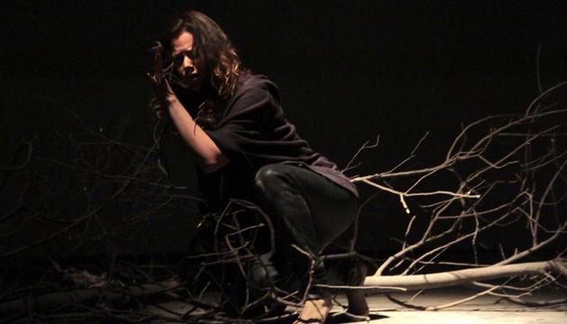 Jesús Astorga, la loca, en La guerra del agua