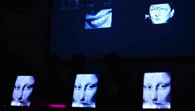 Música y artes visuales dialogaron en el festejo de Needle