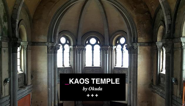 Okuda se entusiasmó con el proyecto apenas supo de Church Brigade