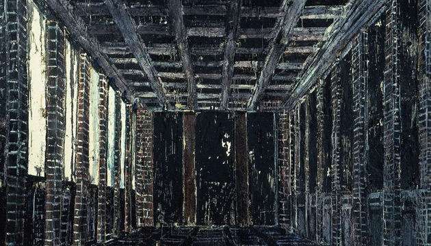 To The Supreme Being, Anselm Kiefer, 1983