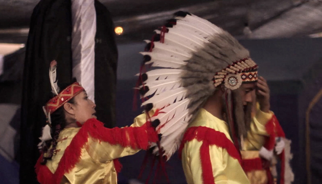 Todas las tribus norteamericanas tienen presencia en la fiesta