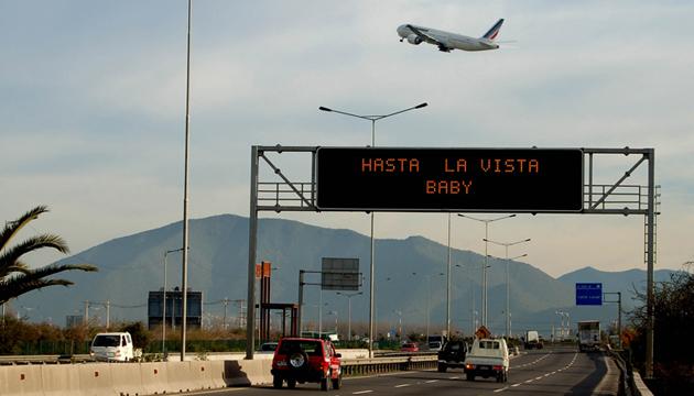 Autopista soy, Grupo Grifo, 2008, toma 3