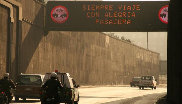 Autopista soy, Grupo Grifo, 2008, toma 4
