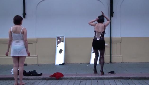 Dia de la no violencia contra la mujer, 2010, toma 2