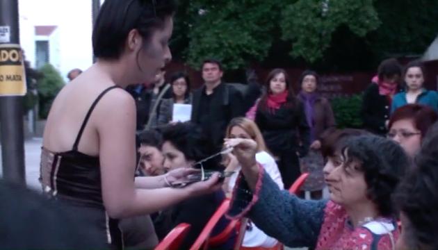 Dia de la no violencia contra la mujer, 2010, toma 5