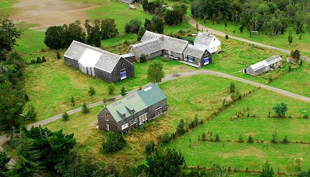 El MAM de Chiloé en lo alto de Castro
