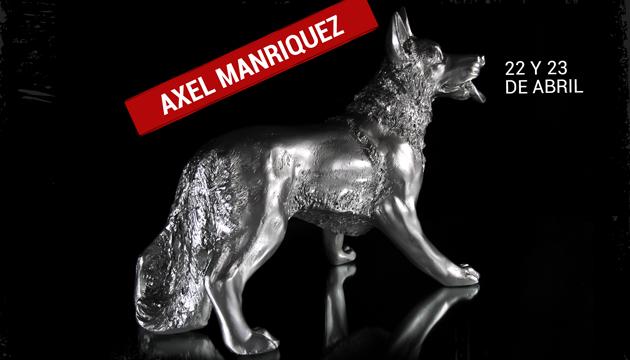 Áxel Manríquez en L'Arts 2016