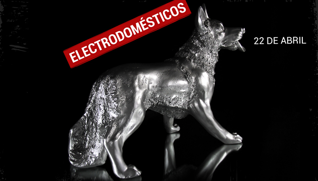 Electrodomésticos en L'Arts 2016