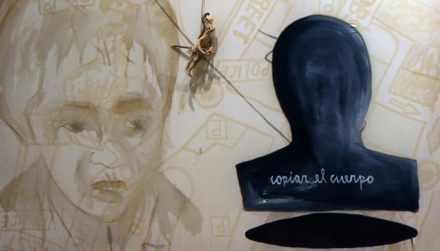 Juan Castillo en la Perrera Arte