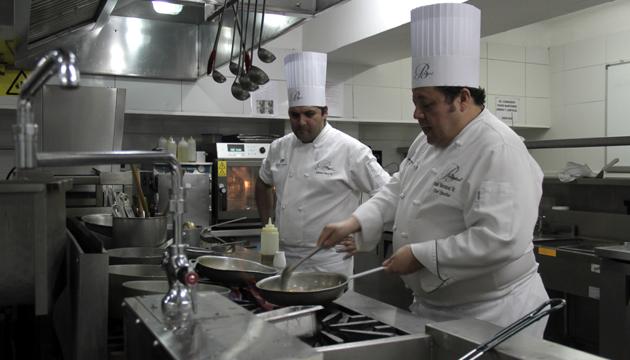 Manríquez es un defensor de los productos y los pequeños productores nacionales