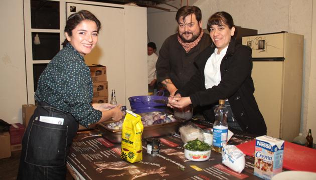 Lorna Muñoz trajo la cocina chilota a la Perrera
