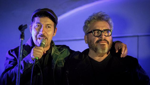 Pato Pimienta y Antonio Becerro condujeron la fiesta aniversario