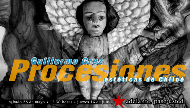Procesiones, estéticas de Chiloé, 2011