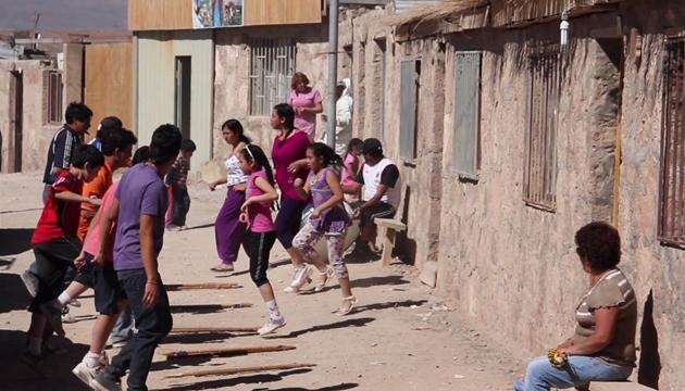 Carnaval de Ayquina, Segunda Región, Chile, toma 1