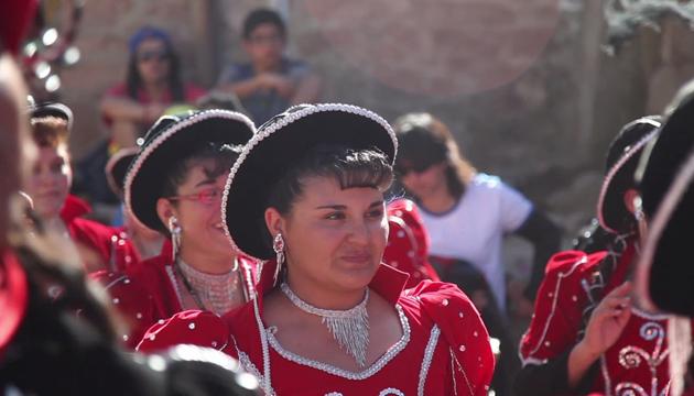 Carnaval de Ayquina, Segunda Región, Chile, toma 2