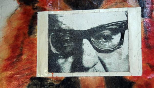 Los perridentes, Antonio Becerro, 1994, detalle 3