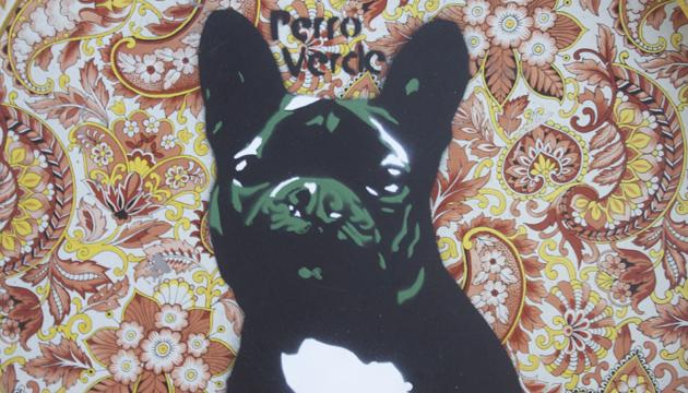 Perro verde, Sabores a la carta, Antonio Becerro, 2016