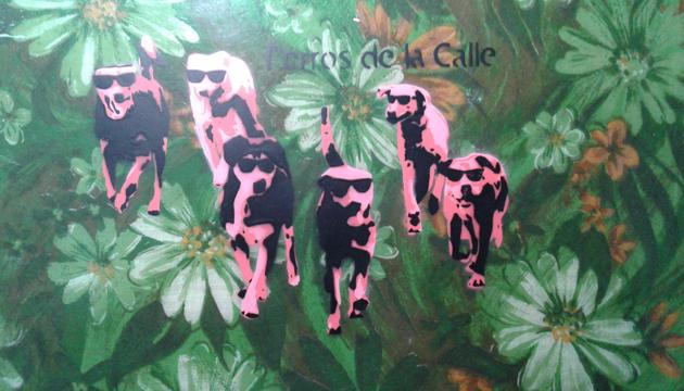 Perros de la calle, Sabores a la carta, Antonio Becerro, 2016