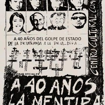 40 años de luchas y resistencia, toma 1