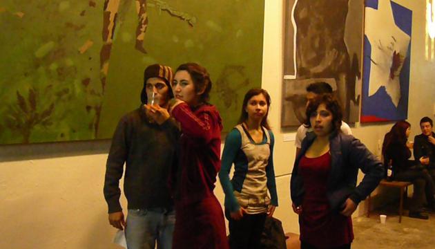 Las obras de Eugenio Téllez y su maestro  Balmes juntas en la Perrera