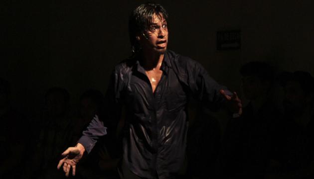 Carlos Briones encarna a Treplev en Chéjov