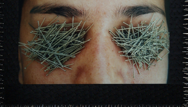 Ojos que no quieren ver, Lidzie Alvisa, 2001