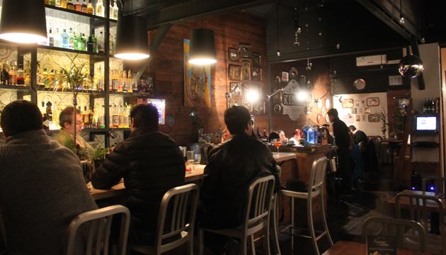 Sabores a la carta en bar-cocina-mercado Kinsa