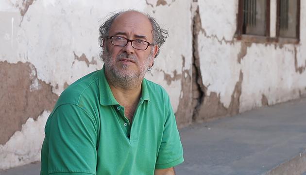 Eduardo Peralta, La sombra del canto