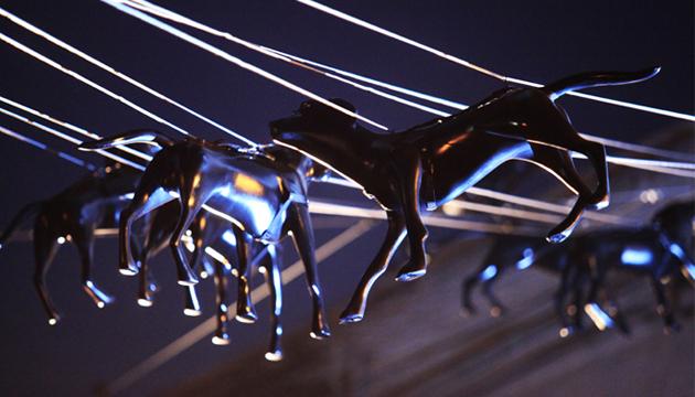 Esculturas caninas, Antonio Becerro, toma 3