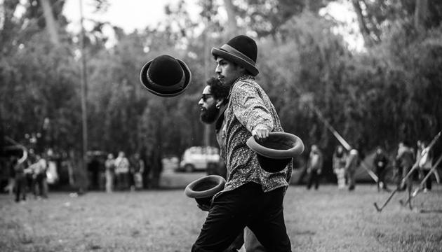 XVIII Convención Chilena de Circo y Arte Callejero, toma 2