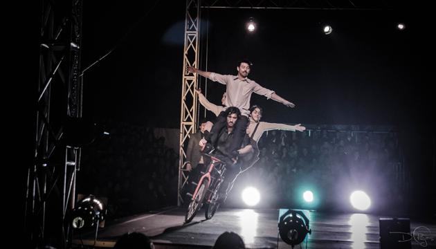 XVIII Convención Chilena de Circo y Arte Callejero, toma 6