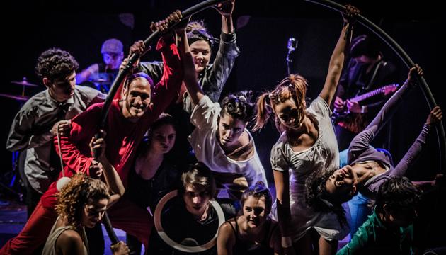 XVIII Convención Chilena de Circo y Arte Callejero, toma 7