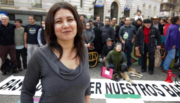 Hay sitios de la memoria que están abandonados, dice Rosario Carvajal