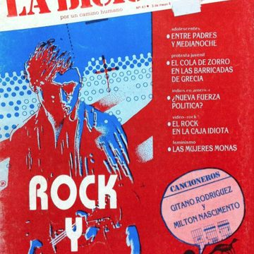 Rock y política en La Bicicleta