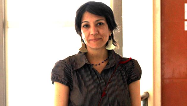 Paula Moraga, subdirectora de la Corporación Cultural de Recoleta