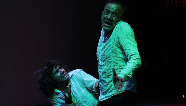 Fausto, el oráculo, Perrera Arte, toma 1